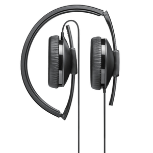 Sennheiser HD 100 On Ear Headphones - MACROLOGIX
