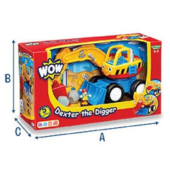 Dexter the Digger - Toys