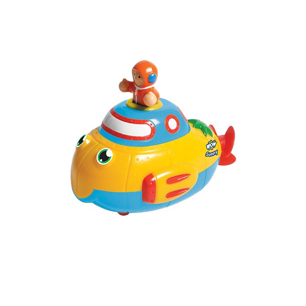 WOW Toys Sunny Submarine | Preschool Toy