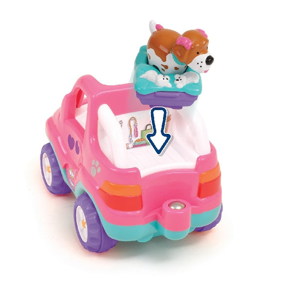 WOW Toys Pennys Pooch n Ride | Pre-School Toy