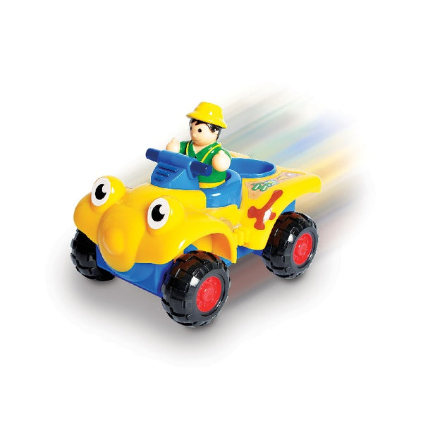 Pre-School Toys | Rock n Ride Ralph - WOW Toys