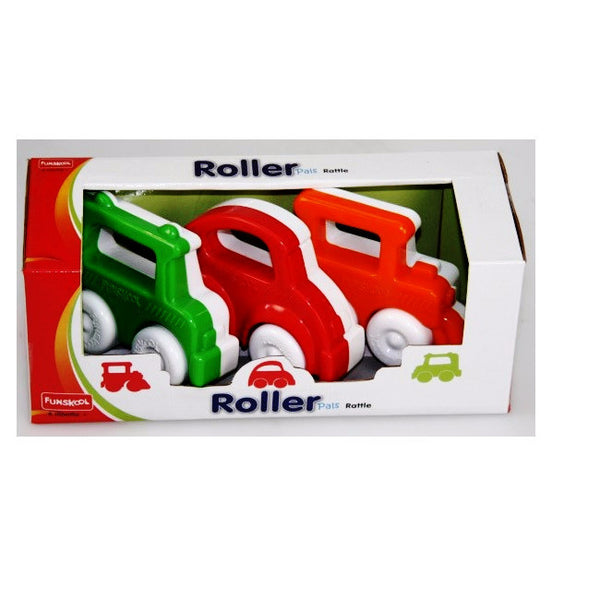 Large plastic roll along toys toddler