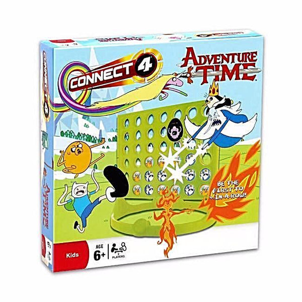 Board Game | Connect 4 Adventure Time | Toy