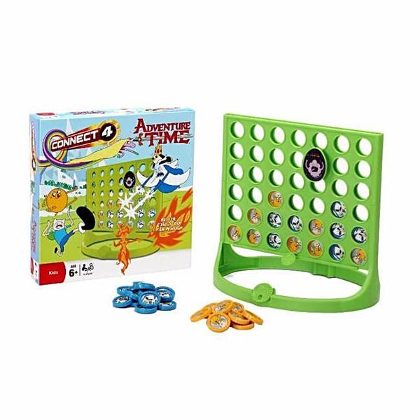 Board Game | Connect 4 Adventure Time | Toys