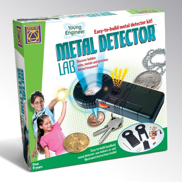 Creative Toys | Metal Detector Lab Science Kit | Game | Toys