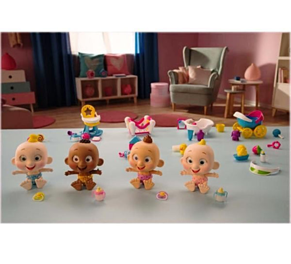 Tiny Tots Interactive Dolls | Baby Doll | Cry Babies wow
