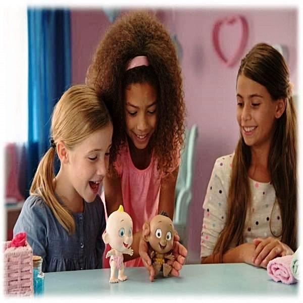 Tiny Tots Interactive Dolls | Baby Doll | Cry Baby wow