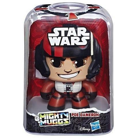 Star Wars Mighty Muggs POE DAMERON | Toy Figure