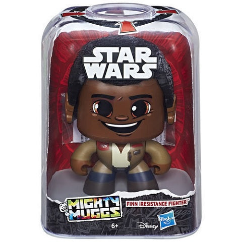 TOYS | Star Wars Mighty Muggs FINN (RESISTANCE FIGHTER)