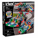 K'Nex Transporation Building Set cars toy game