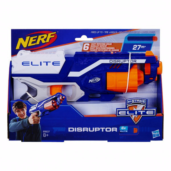 Garden Games NerF N-Strike Elite Disruptor Toy Outdoor