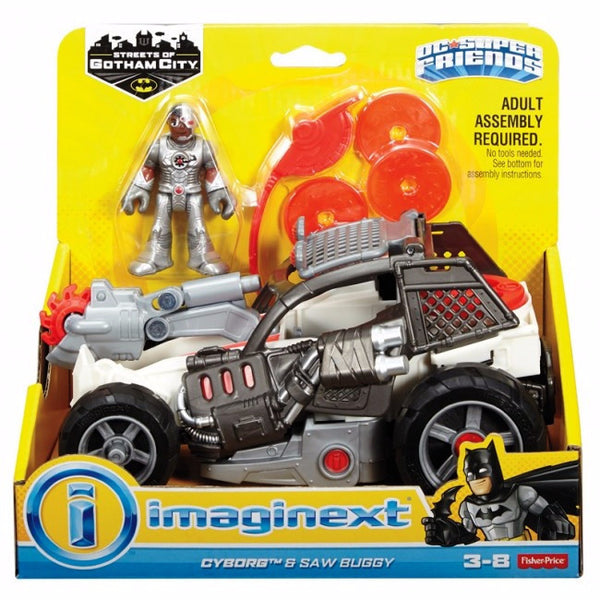 Imaginext Toys | DC Super Friends Gotham After Dark Vehicles toys