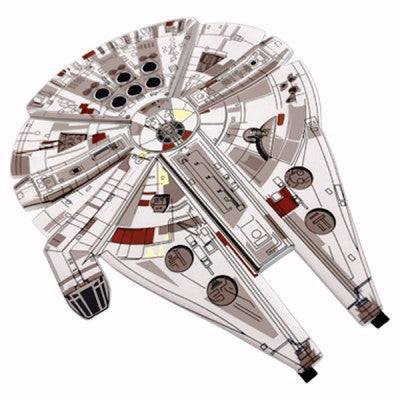 Star Wars Millennium Falcon Super Looper outdoor Toy Game
