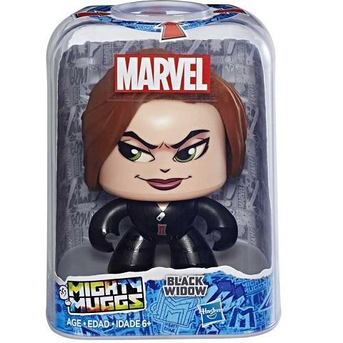 MARVEL Black Widow Mighty Muggs Toy Figure