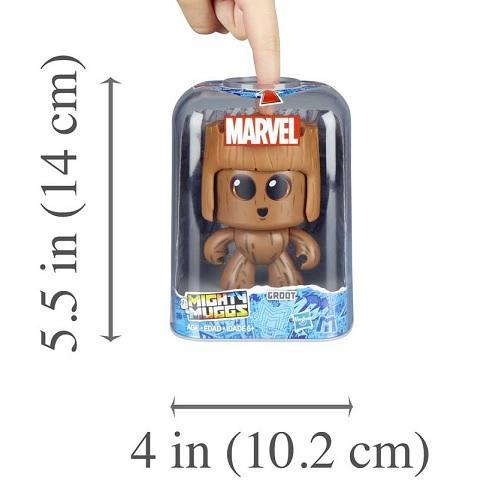 Marvel Mighty Muggs Groot Toys Figure