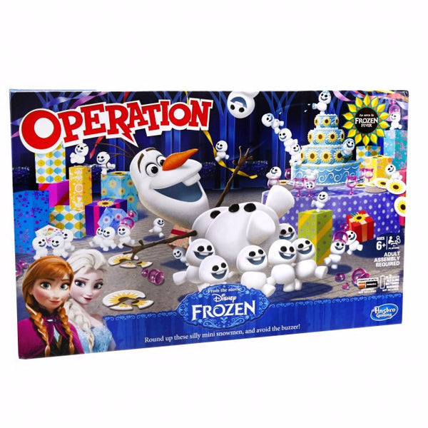 Disney Frozen version of Operation | Toys | Board Game