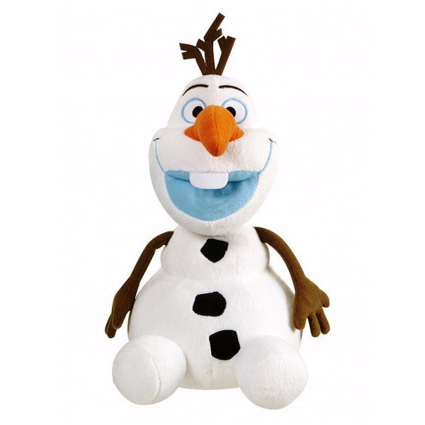 Frozen Olaf | Plush | Snowman Light and Sound | Doll
