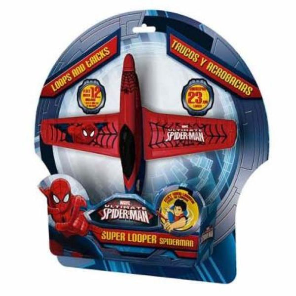 Spiderman Super Looper Outdoor Toy Game Garden Fun