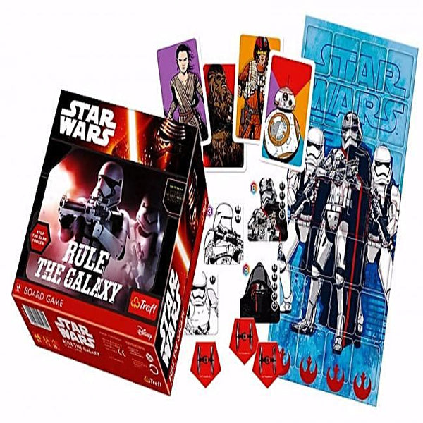 Star Wars Rule The Galaxy Board Game