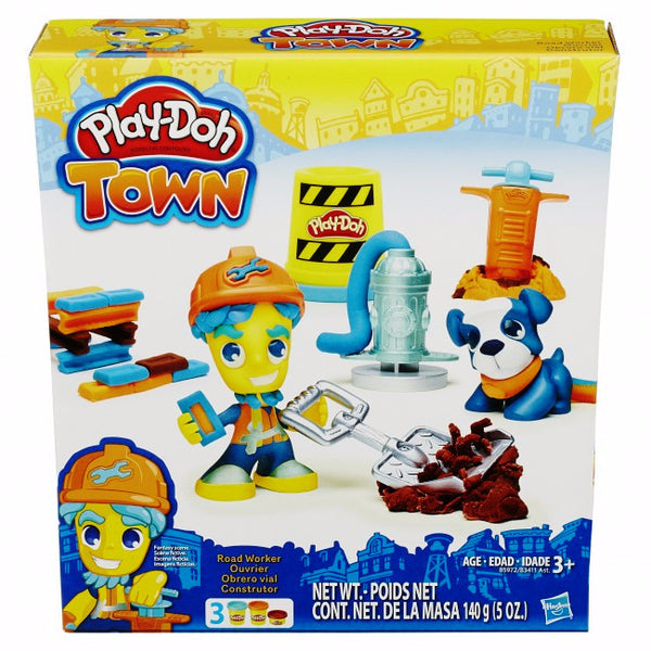 Children Toys | Play-Doh Town Game