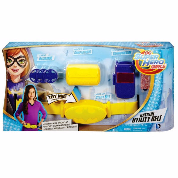 Toys | DC Super Heros | Bat Girl Utility Belt