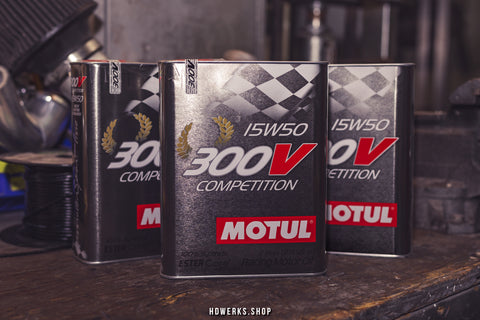 Motul 300v Competition (15W50)