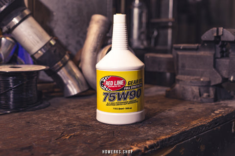 Redline 75W90 GL-5 GEAR OIL