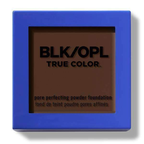 Black Opal True Color Pore Perfecting Powder Foundation - Suede Mocha - Deluxe Beauty Supply