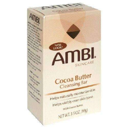 Ambi Skin Care Cleansing Bar Cocoa Butter
