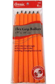 "Annie Flex Grip Rollers 5/8"" #1283 - Deluxe Beauty Supply"