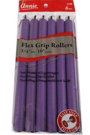 "Annie Flex Grip Rollers 3/4"" #1285 - Deluxe Beauty Supply"