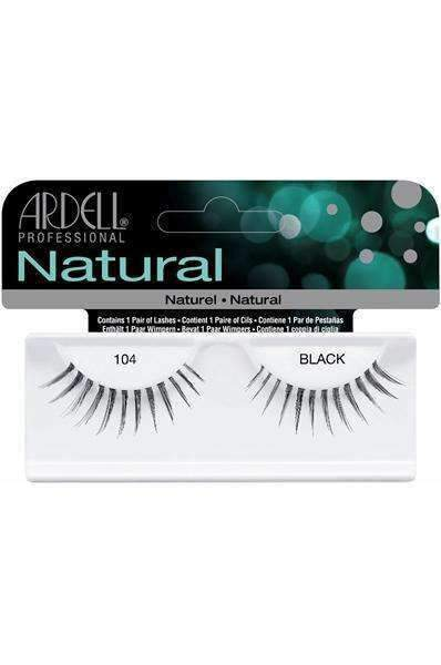 Ardell Natural Lashes - 104 Black