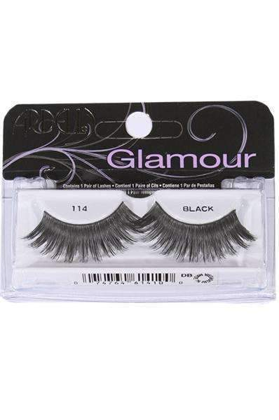 Ardell Glamour Lashes - 114 Black