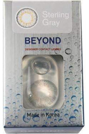 Beyond Contact Lenses - Sterling Grey - Deluxe Beauty Supply