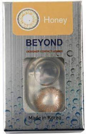 Beyond Contact Lenses - Honey - Deluxe Beauty Supply