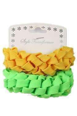 2pcs Hair Scrunchies - Deluxe Beauty Supply