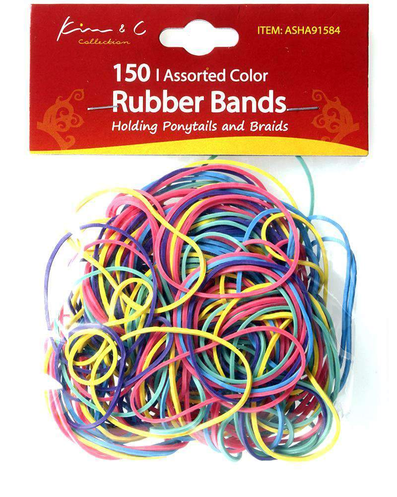 150 Rubber Band Large - Assorted