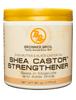 Bronner Brothers Shea Butter & Black Castor Oil Shea Castor Strengthener