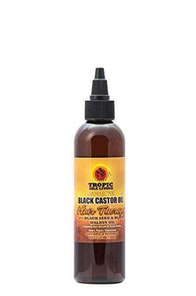 Tropic Isle Living Jamaican Black Castor Oil Hair Therapy