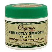 Africa's Best Organics Perfectly Smooth Olive Oil Smoothing & Styling Jam - Deluxe Beauty Supply