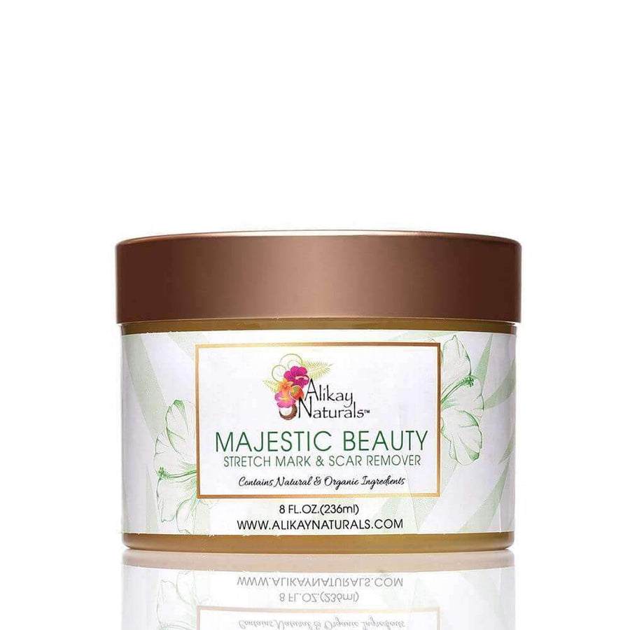 Alikay Naturals Majestic Beauty- Stretch Mark & Scar Remover - Deluxe Beauty Supply