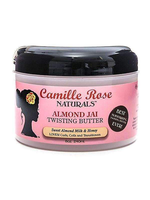 Camille Rose Naturals Almond Jai Twisting Butter - Deluxe Beauty Supply