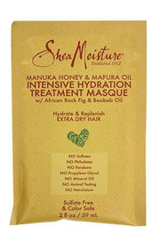 Shea Moisture Manuka Honey & Mafura Oil Intensive Hydration Treatment Masque