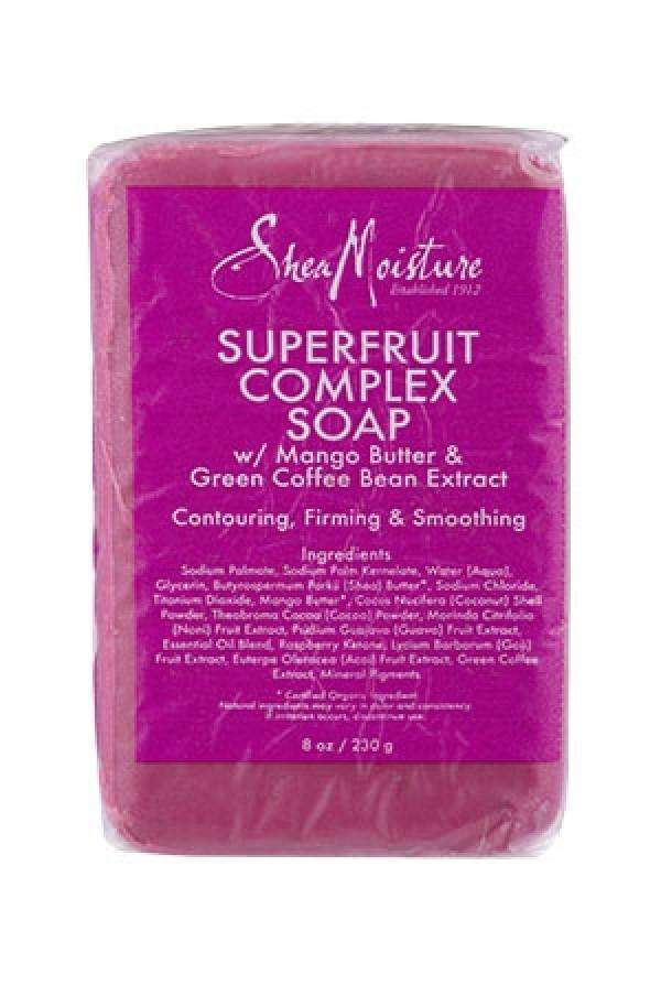 Shea Moisture SuperFruit Complex Bar Soap - Deluxe Beauty Supply