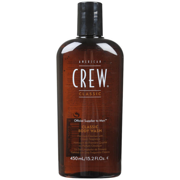American Crew Classic Body Wash 15.2 oz / 450 ML For Men 2 Pack