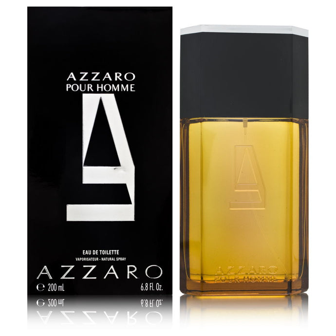 Azzaro Pour Homme EDT Spray 6.8 oz / 200 ML For Men
