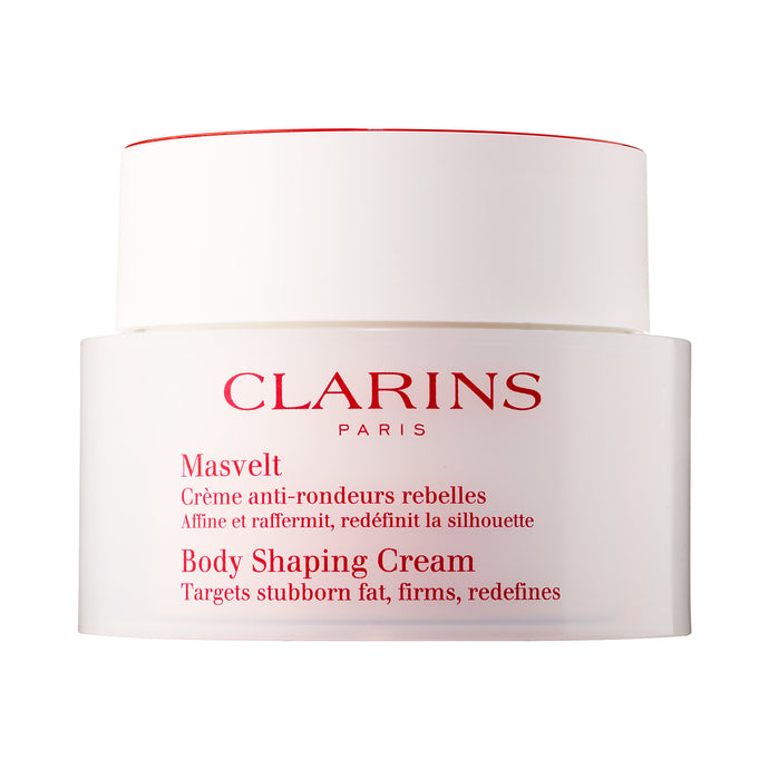 Clarins Masvelt Body Shaping Cream 6.4 oz / 200ML
