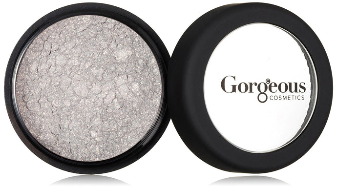 Gorgeous Cosmetics Shimmer Dust Silver Suede 3 gms