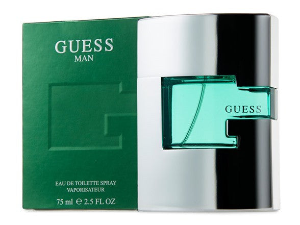 Guess EDT Spray 2.5 oz / 75 ML For Men