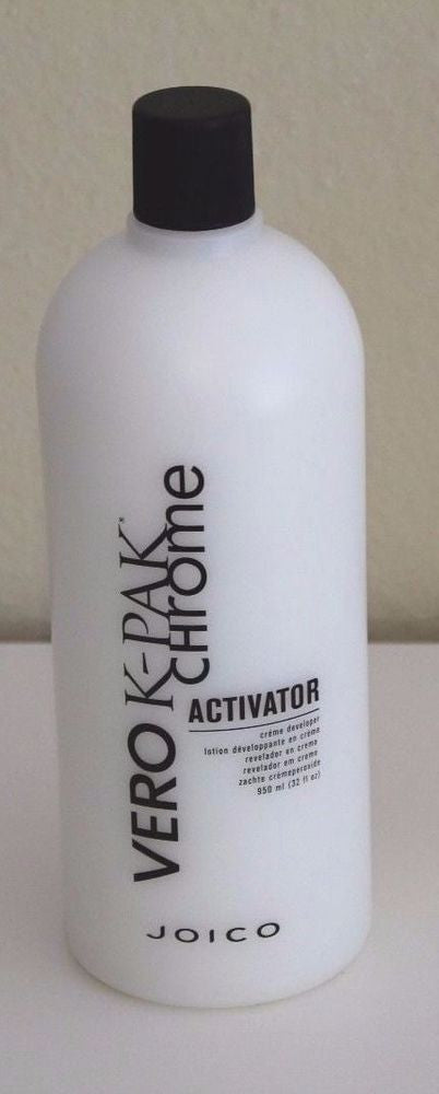 Joico Vero K-Pak Chrome /Joico Activator Cream 32.0 oz / 950 ML